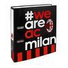 Classeur à levier 70mm – AC Milan