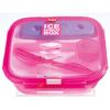 Ice lunchbox – roze