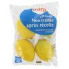 CORA Citroen geel «onbehandeld» bakje