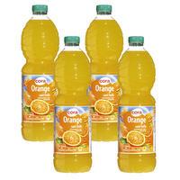 Boisson aux fruits orange