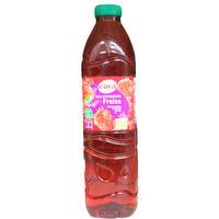 Eau aromatisée fraise