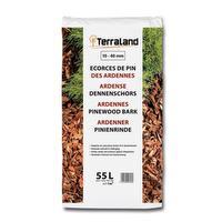 Ecorces de pin des ardennes, moyen calibre