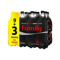 Zéro 9+3 bouteilles