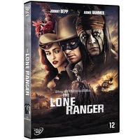 Dvd the lone ranger