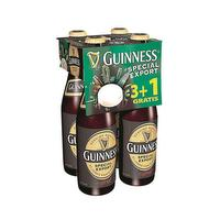 Guiness 3+1 gratis