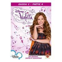 Coffret DVD Violetta Saison 2 Partie 4