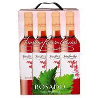 Faustino Rivero Ulecia - Bag in box - Rosé