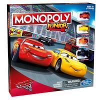 Monopoly junior - Cars 3 - Français