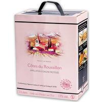 L'Âme du terroir - Bag in Box - Côtes du Roussillon Villages