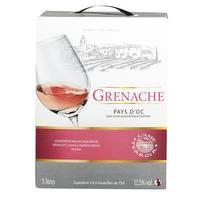 L'Âme du terroir - Grenache Bag in box - Rosé