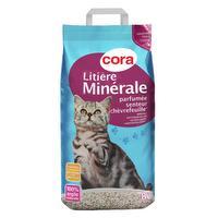 Geparfumeerde kattenbakvulling