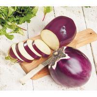 Ronde viola aubergines