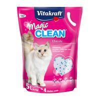 Litière de silice magic clean