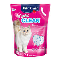 Silica kattenbakvulling magic clean