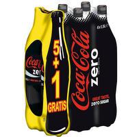 Zero 5 bouteilles + 1 gratuite
