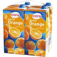 Nectar d'orange 3+1 gratuite