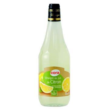 Vinaigre au jus de citron