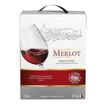 L'Âme du terroir - Bag in box - Merlot