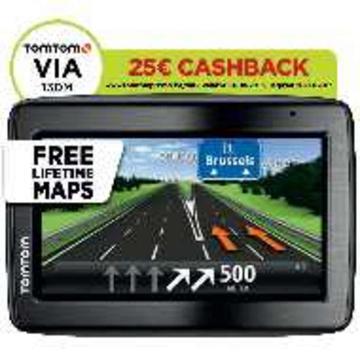 GPS via 130