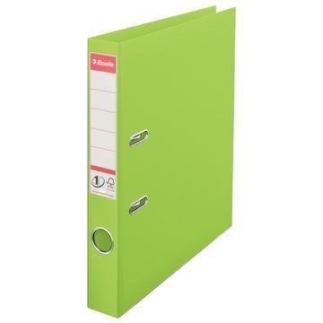 A4 vivida hefboommap, rug van 50 mm – groen