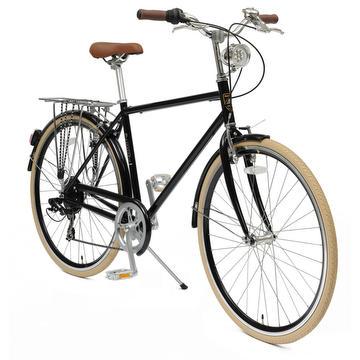Vélo homme AMS-PARIS Retro Van Gogh - cora