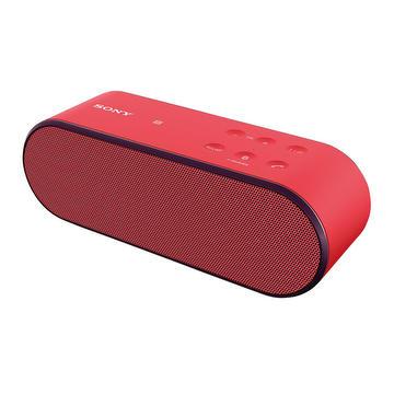 Enceinte portable rouge