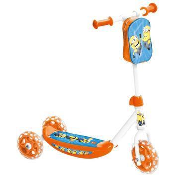 Trottinette 3 roues - Les minions