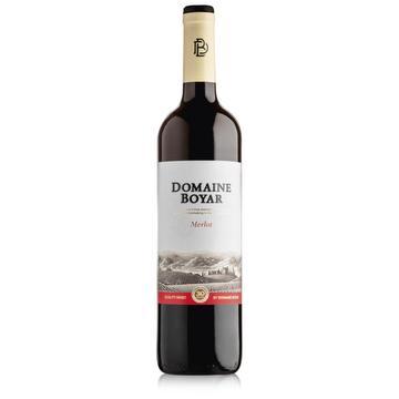 Domaine Boyar - 2016 - Merlot - Thracian Valley