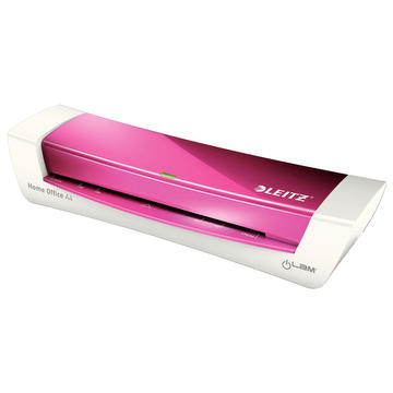 Roze lamineermachine home office A4