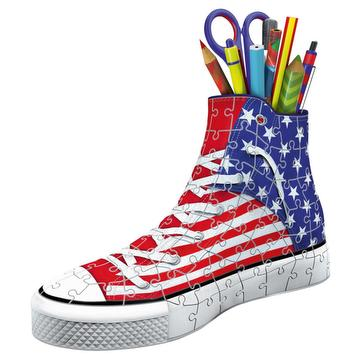 Puzzle 3D Sneaker - American Style