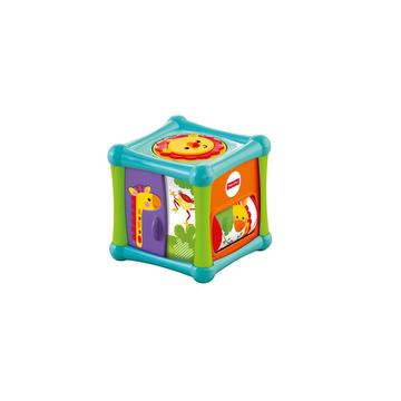 Cube découverte