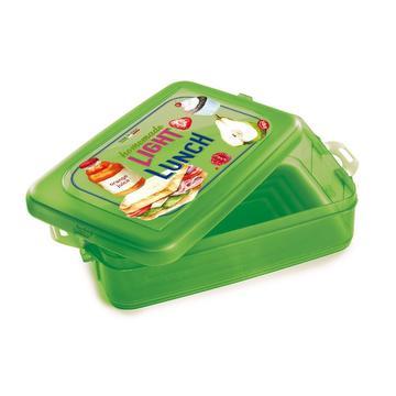 Light lunchbox – verte