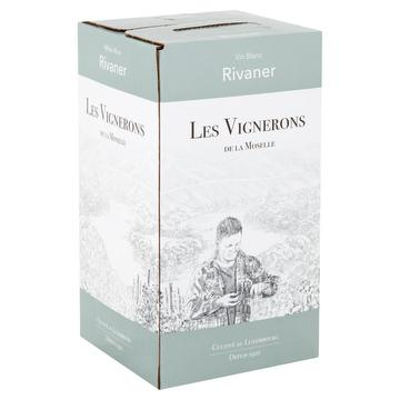 Domaines Vinsmoselle - Bag in Box - RIVANER