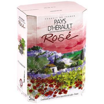 L'Âme du terroir - Hérault Bag in box - Languedoc