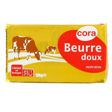 Zachte boter