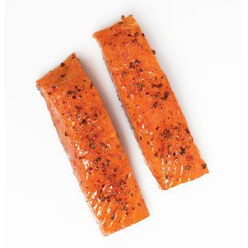 Pavé de saumon – mariné