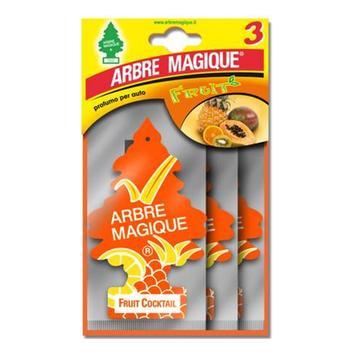 Arbre magique auto luchtverfrisser – vruchtencocktail